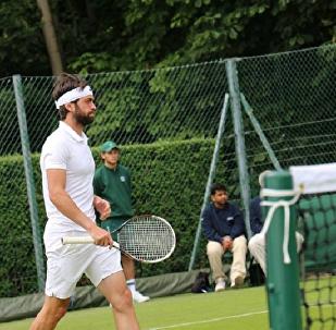 Теннис. Николоз Басилашвили