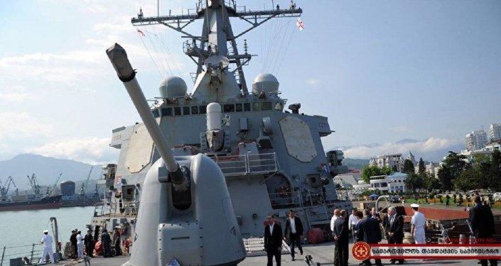 Министр обороны Грузии выступает против восстановления Военно-морского флота