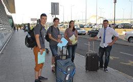 В столицу Грузии прибыла молодежная делегация из РФ