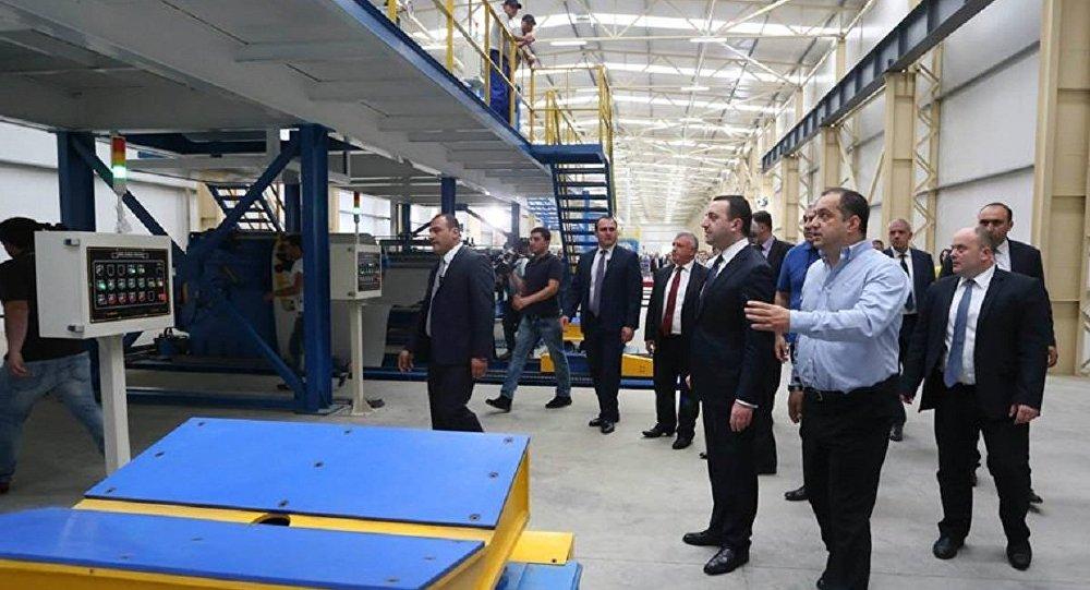 Завод по производству сенвич панелей