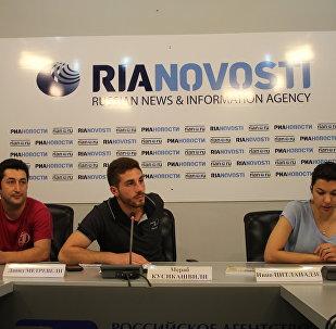 Грузинские актеры поделились впечатлениями о летней школе в России