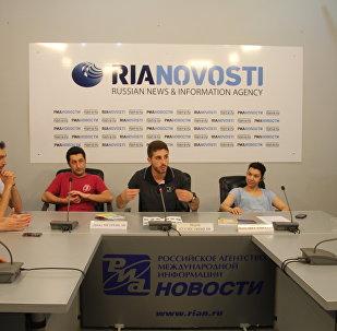Педагоги Щукинского училища провели мастер-классы студентам Грузии