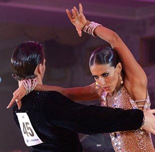 ლათინო-ამერიკული ცეკვა