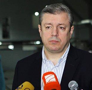 Вице-премьер, министр экономики и устойчивого развития Грузии Георгий Квирикашвили