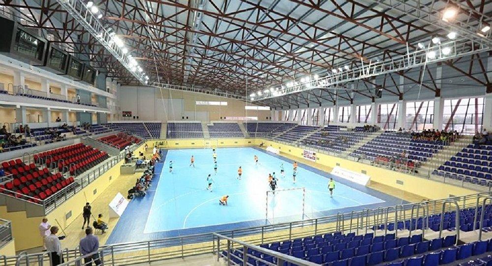 Новый Дворец спорта в рамках Тбилиси-2015