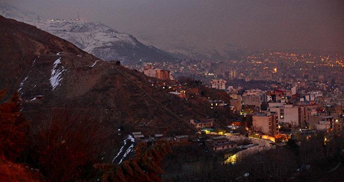 Зарубежные страны. Иран. Тегеран