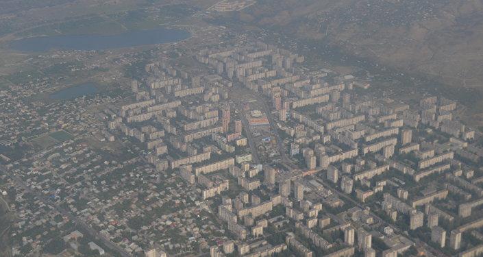 Район Глдани (окраина Тбилиси)