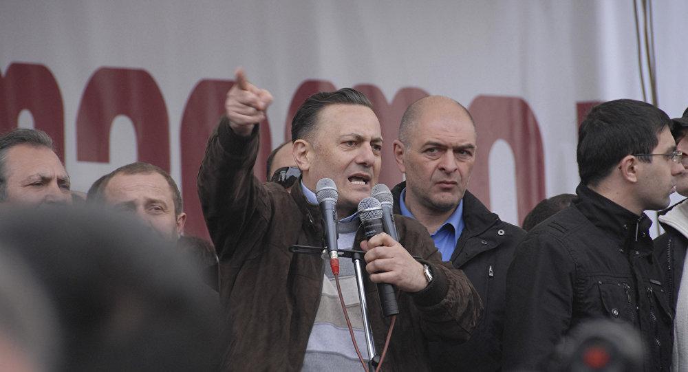 Президент Грузии назначил парламентские выборы на8октября