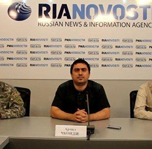 Арчил Чкоидзе, Тристан Цителашвили и Мамука Зандукели