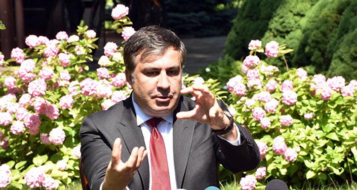 Пресс-конференция М.Саакашвили и посла США на Украине Джеффри Пайетту