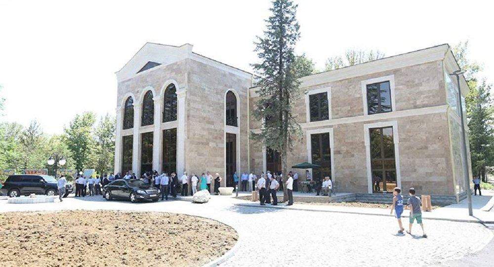 Бальнеологический реабилитационный центр в Цхалтубо