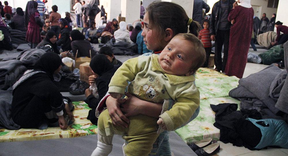 Грузия окажет Сирии гумаритарную помощь вобъеме 100 тыс. долларов