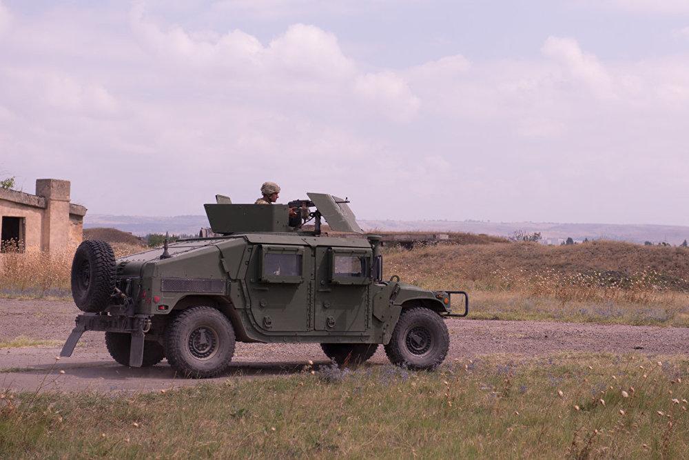 Представители Сил морской пехоты США пообещали, что совместные учения с грузинскими военнослужащими будут проводится и в будущем.
