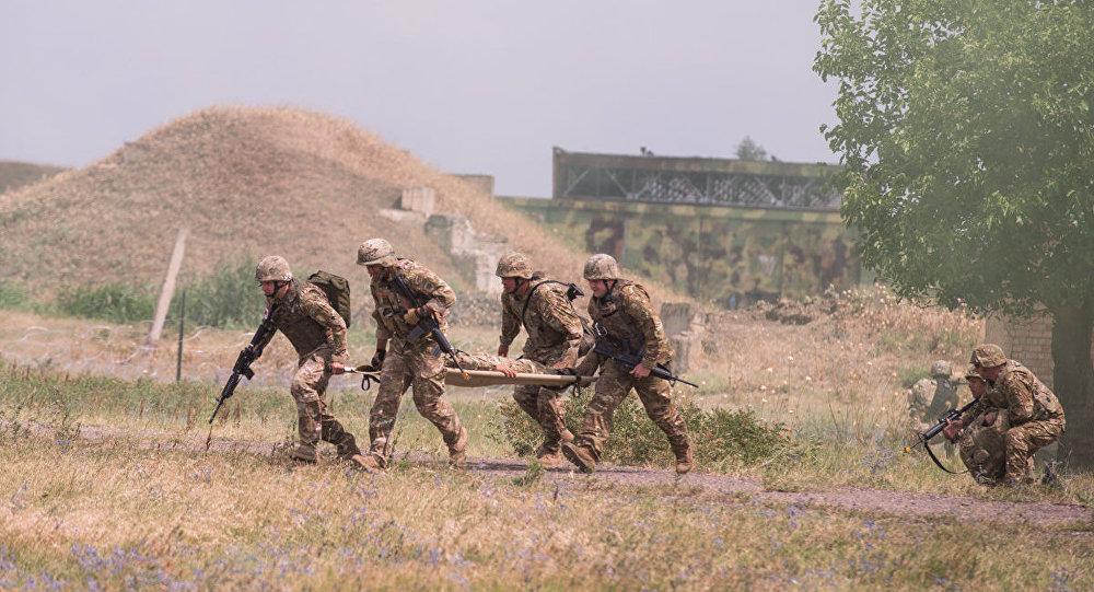 учения НАТО Agile Spirit