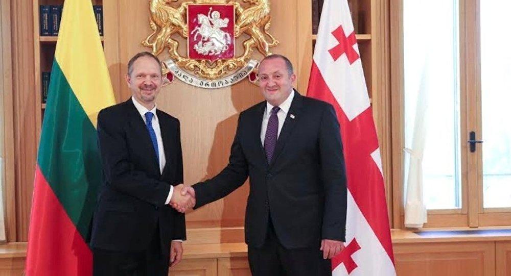 Новый посол Литвы в Грузии вступил в должность