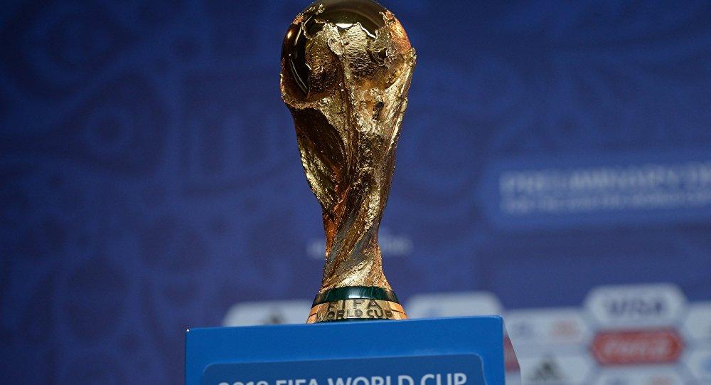 Кубок чемпионата мира 2018 по футболу