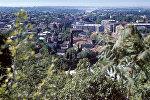 Панорама города Кутаиси
