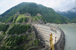 Плотина Ингури ГЭС