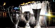 Суперкубок УЕФА, Кубок Лиги Европы и Кубок Лиги Чемпионов