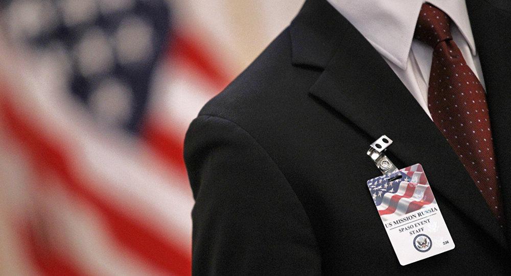 აშშ-ის საელჩოს თანამშრომელი