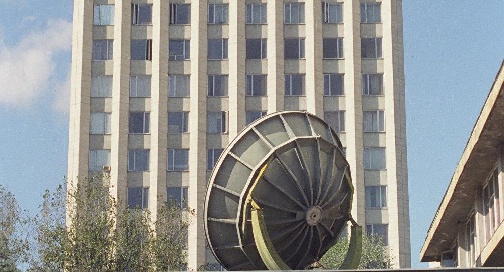 ტელეკომპანია რუსთავი2-ის შენობა