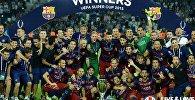 Барселона. Суперкубок 2015