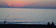море Батуми пляж