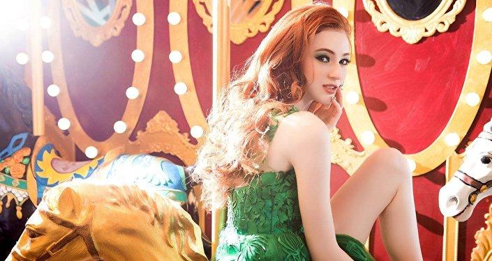 Мисс Грузия 2014 Ана Зубашвили