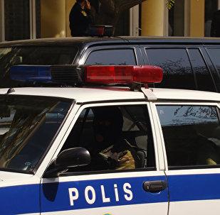 Азербайджан. Полиция