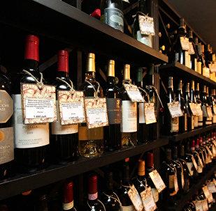 Продажа вина в Москве