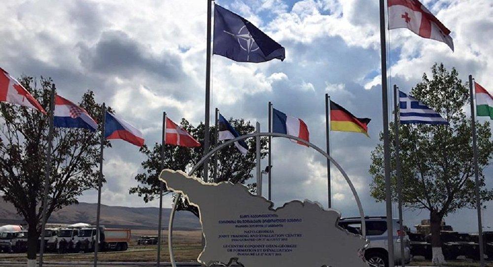 Учебно-тренировочный центр НАТО в Грузии
