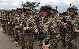 Тренировочный центр НАТО открылся близ Тбилиси