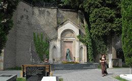 знаменитые надгробия