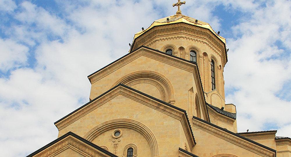 церковь собор Самеба религия