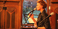 Российская поэтесса приехала в Грузию за вдохновением