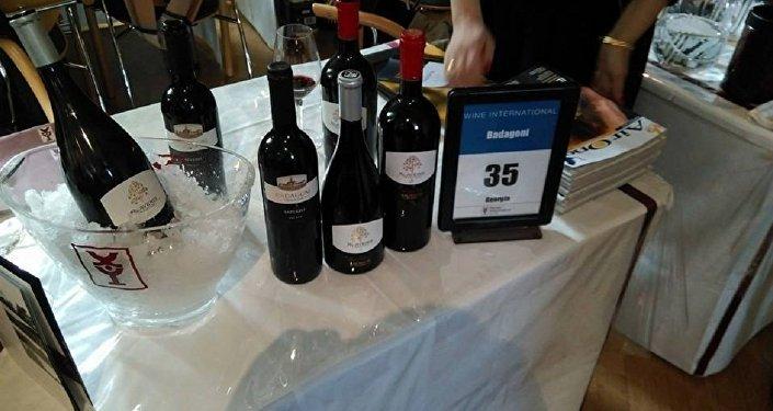 Вино. Компания Бадагони