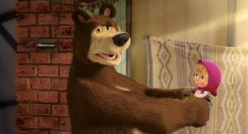 В Грузии заявили, что мультфильм «Маша и Медведь» мешает популяризации английского языка