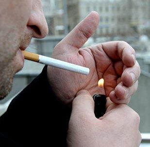 მოწევა საზოგადოებრივ ადგილებში