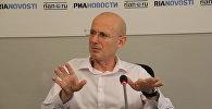 Председатель правозащитной организации Справедливая Грузия Коба Карчава