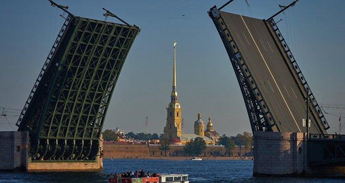 Города России. Санкт-Петербург