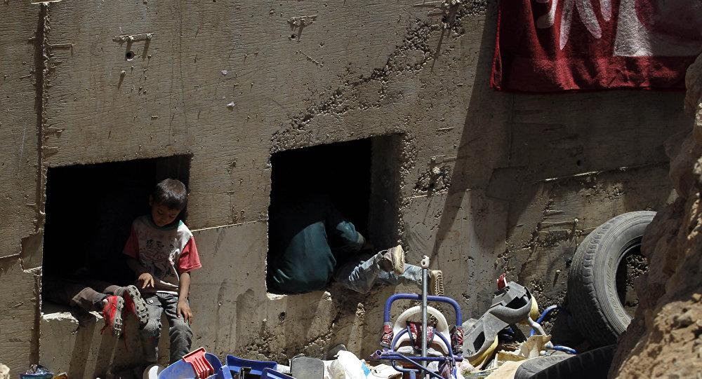 Ситуация в Йемене. Архивное фото