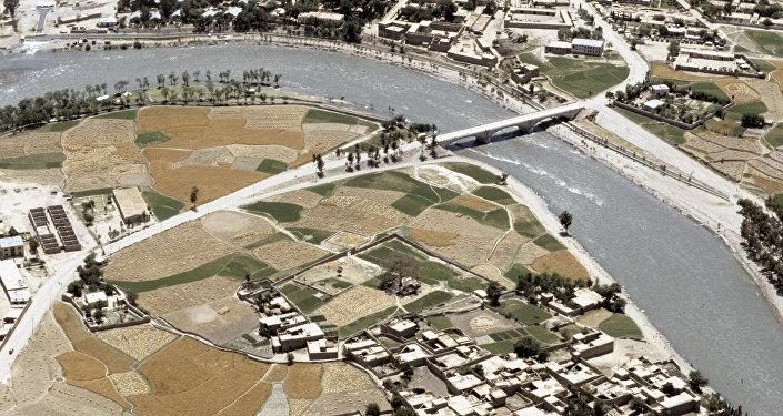 Город Кундуз. Архивное фото