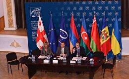 оформление программы Восточного партнерства