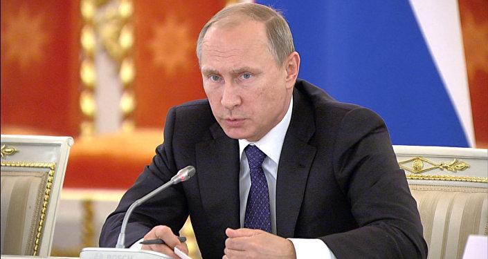 Путин опроверг сообщения о гибели мирных сирийцев от авиаударов РФ