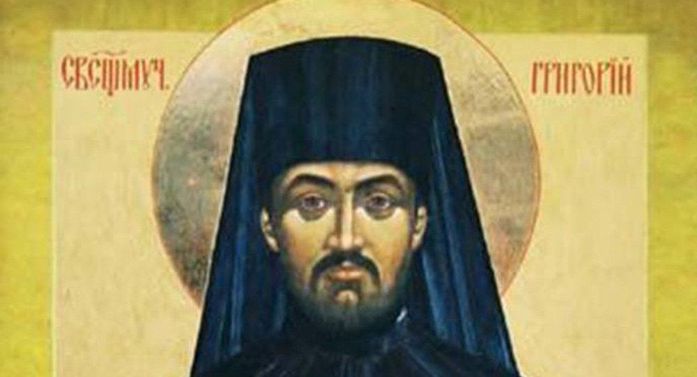 წმინდა გრიგოლის ხატი