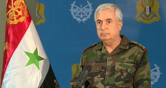 Глава Генштаба Сирии объявил о начале масштабного наступления на ИГ