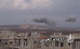 Операция против ИГ в Сирии: атака пехоты, танковый обстрел и авиаудары