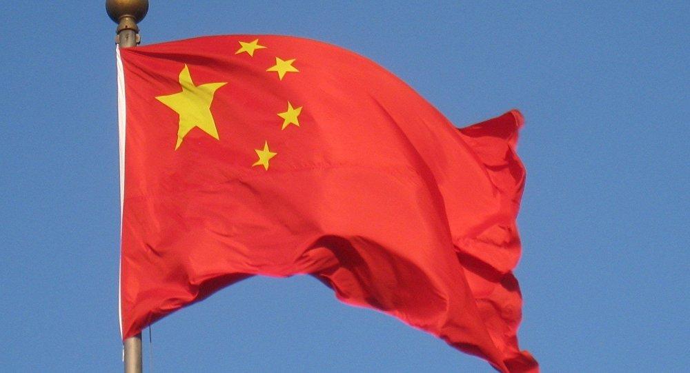 ჩინეთის დროშა
