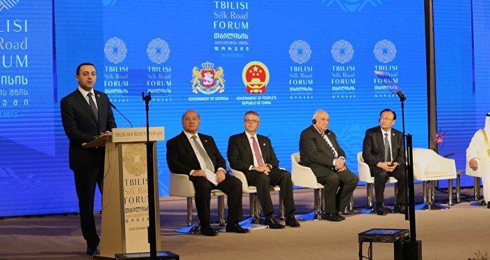Форум Шелкового пути в Тбилиси