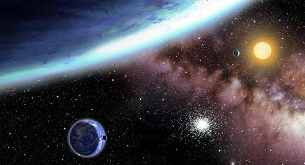 პლანეტა-ოკეანეები Kepler-62e და Kepler-62f